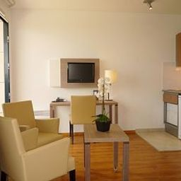 Номер Residhome Paris Bois Colombes Apparthotel