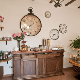 Breakfast room Orto di Roma