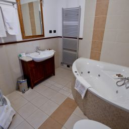 Camera da bagno EuroResidence Apartment Home