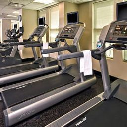 Sala spa/fitness Residence Inn Alexandria Old Town South at Carlyle