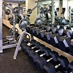 Fitness Residence Inn Alexandria Old Town South at Carlyle