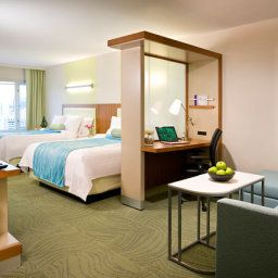 Chambre SpringHill Suites Las Vegas Convention Center