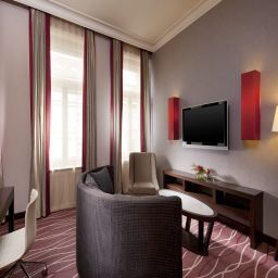 Suite Junior Sheraton Charles Square