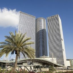 Vista esterna Crowne Plaza TEL AVIV CITY CENTER