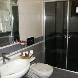 Camera da bagno Levent Hotel