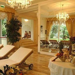 Zona Wellness Grand Hotel Gallia
