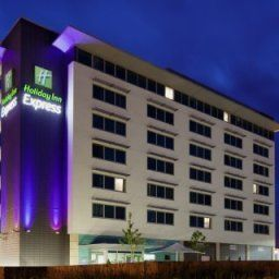 Vista esterna Holiday Inn Express LINCOLN CITY CENTRE