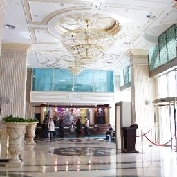 Reception Eser Premium Hotel & SPA