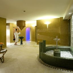 Area wellness Monastero Hotel