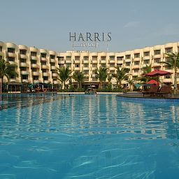 Pool HARRIS Resort Waterfront - Batam