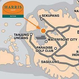 HARRIS Resort Waterfront - Batam