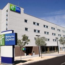 Vista exterior Holiday Inn Express MADRID - GETAFE