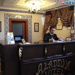 Reception Alaaddin