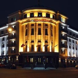 Exterior view Crowne Plaza MINSK