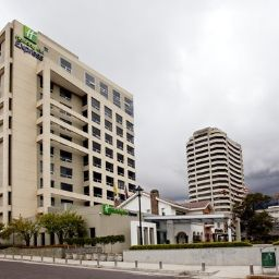 Vista exterior Holiday Inn Express QUITO
