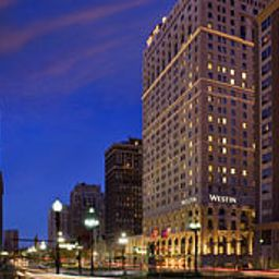The Westin Book Cadillac Detroit Detroit