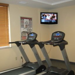 Wellness/fitness area Candlewood Suites MANASSAS