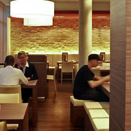 Breakfast room within restaurant ibis Friedrichshafen Airport Messe