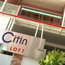Exterior view Citin Loft Pattaya