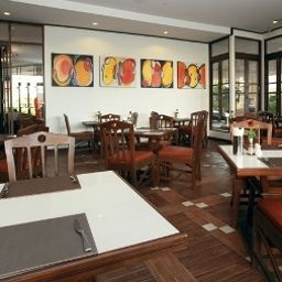 Breakfast room within restaurant Citin Loft Pattaya