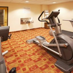 Wellness/Fitness Holiday Inn Express BALTIMORE-DOWNTOWN