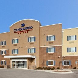 Vista esterna Candlewood Suites MILWAUKEE AIRPORT-OAK CREEK