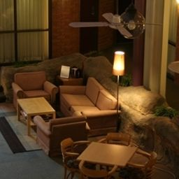 Vista all'interno Garden-Lodge Sydney