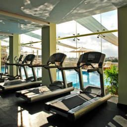 Wellness/Fitness Taj Club House