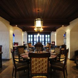Restaurante Taj Club House