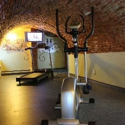 Fitness room Levoslav House