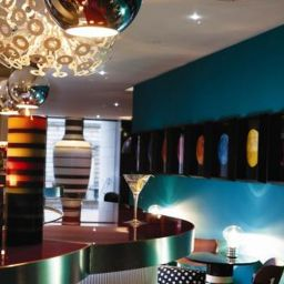 Bar Edinburgh Hotel Missoni