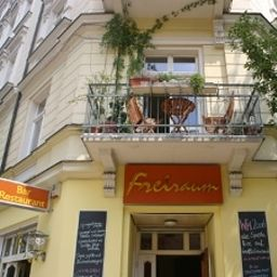 Exterior view Pension & Restaurant Freiraum