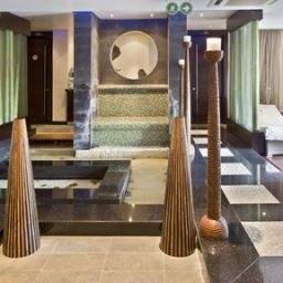 Obszar spa Crowne Plaza JOHANNESBURG - THE ROSEBANK