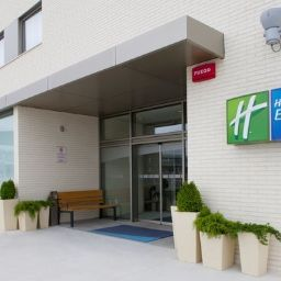 Фасад Holiday Inn Express VITORIA