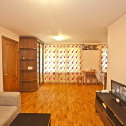 Pokój typu junior suite Kvart Apartments Belorusskaya