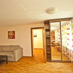 Junior suite Kvart Apartments Belorusskaya