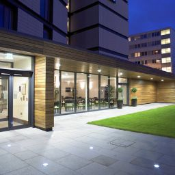 Vista exterior Staybridge Suites NEWCASTLE