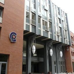 Vista exterior Central Passage Apartments Fotos