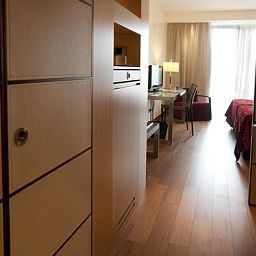Room Eurostars Budapest Center