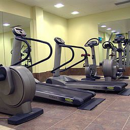 Sala spa/fitness Magic Canillo Resort