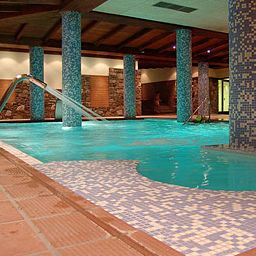 Piscine Magic Canillo Resort