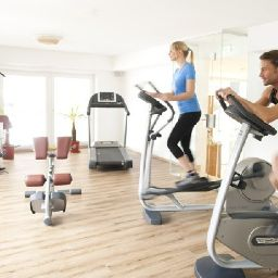 Wellness/fitness area Eberl