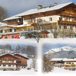 Bauernhof Pension Ladestatthof Neustift