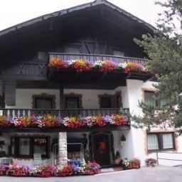 Vista exterior Edelweiss Pension