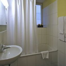 Camera da bagno Dubsstrasse Swiss Star Apartments