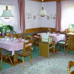 Breakfast room Haus Anni Pension