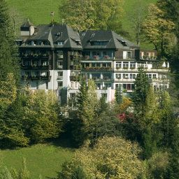 Фасад Bad Gastein Alpine Spa Hotel Haus Hirt
