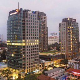 InterContinental ASIANA SAIGON RESIDENCES Hô Chi Minh-Ville