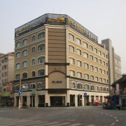 Exterior view Rhea Boutique Shanghai Railway Station