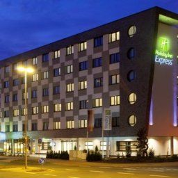 Vista esterna Holiday Inn Express BREMEN AIRPORT